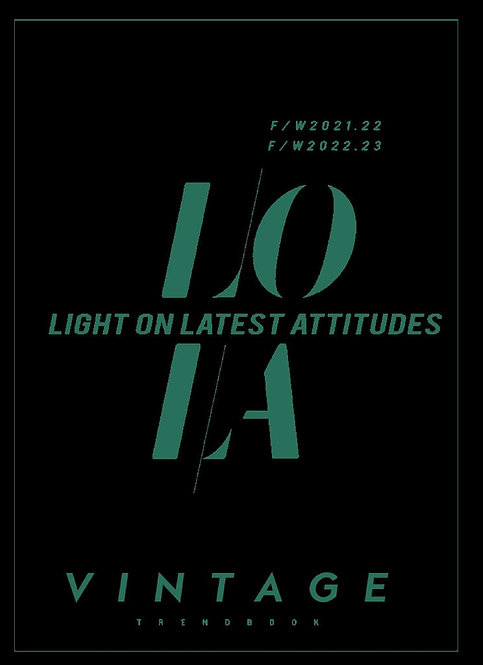 L.O.L.A. VINTAGE FW 20/21 22/23
