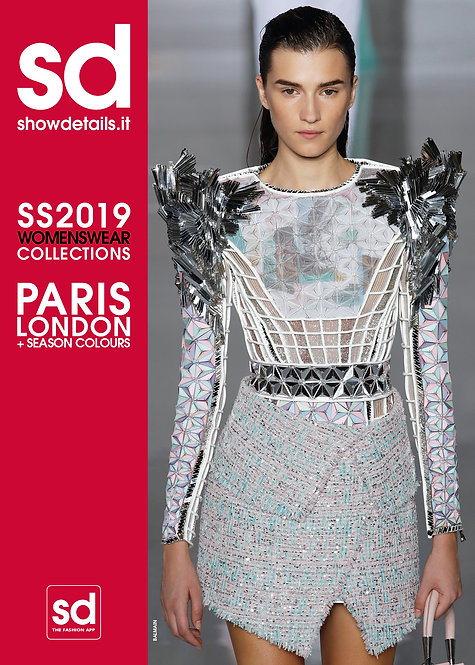 SHOWDETAILS PARIS LONDON SS 19