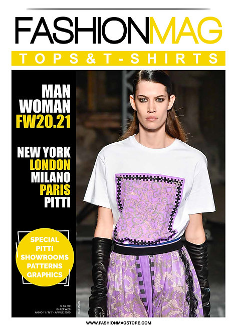 FASHIONMAG TOPS&T-SHIRTS FW 20/21 ed.digitale