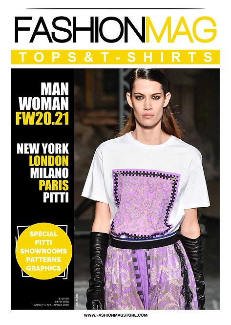 FASHIONMAG TOPS&T-SHIRTS FW20/21