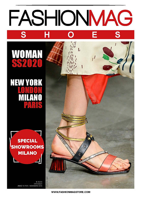 SUBSCRIPTION  FASHIONMAG SHOES WOMAN