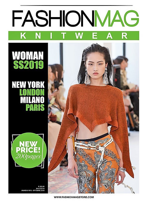 FASHIONMAG KNITWEAR WOMAN SS 19