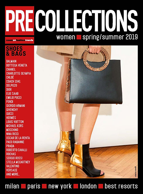 PRECOLLECTIONS SHOES & BAGS SS19