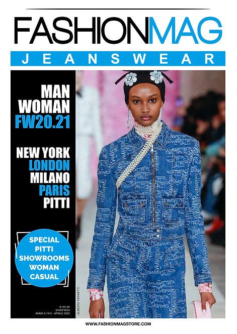 FASHIONMAG JEANSWEAR FW 20/12 ed.digitale