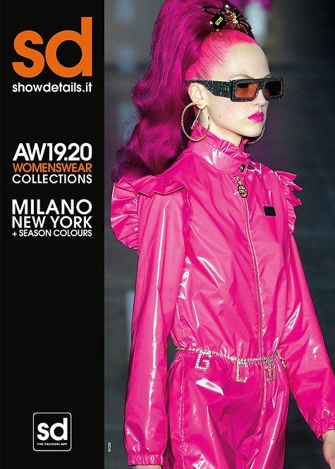 SHOWDETAILS MILAN NEW YORK FW 19/20