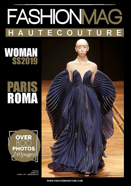 FASHIONMAG HAUTE COUTURE SS 19