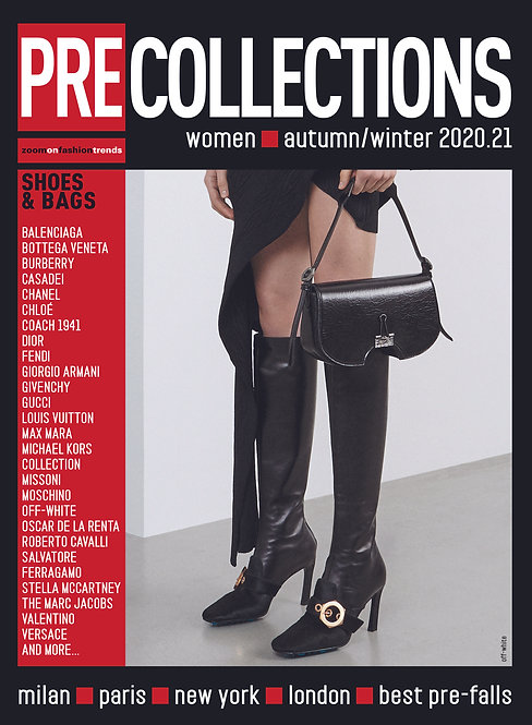 PRECOLLECTIONS SHOES&BAGS FW 20/21