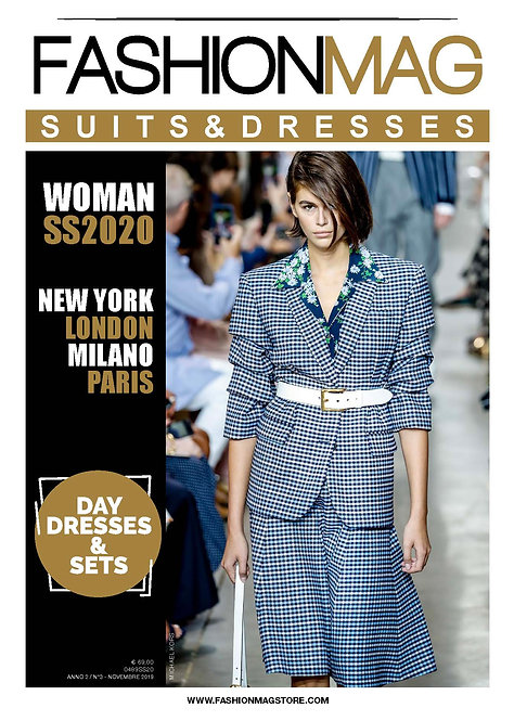 FASHIONMAG SUITS&DRESSES WOMAN SS 20