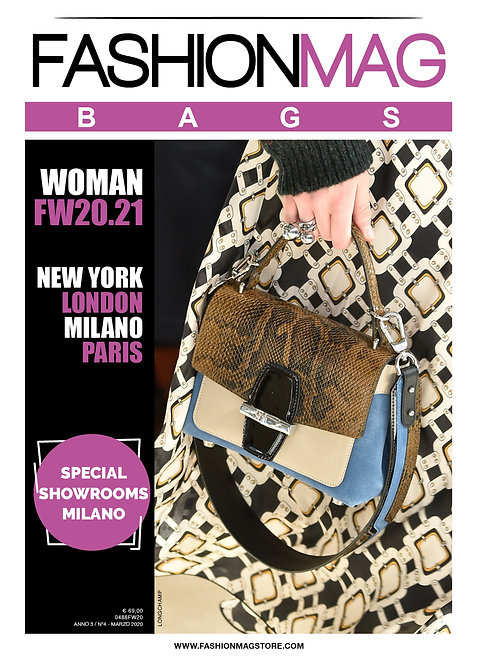 FASHIONMAG WOMAN BAGS FW 20/21 ed.digitale