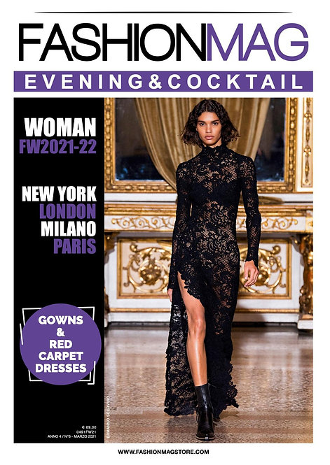 FASHIONMAG EVENING&COCKTAIL FW 21/22