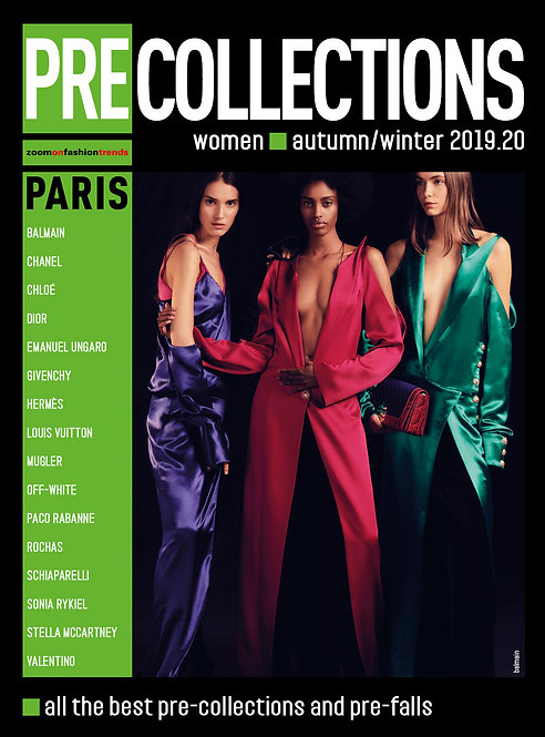 SUBSCRIPTION TO PRECOLLECTIONS PARIS SS19
