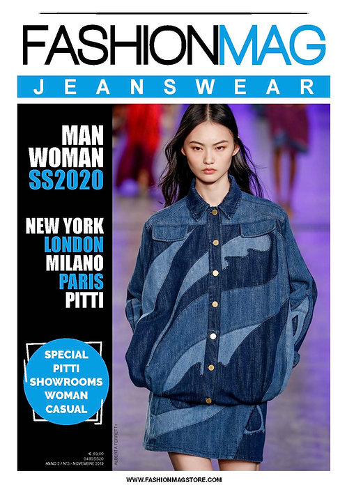 SUBSCRIPTION  FASHIONMAG JEANSWEAR