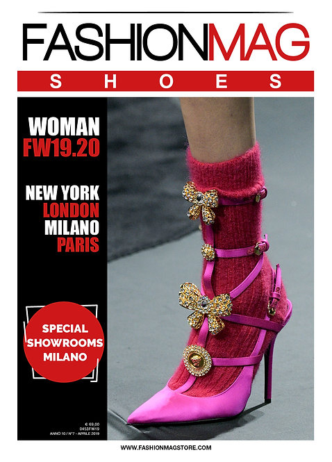 FASHIONMAG SHOES WOMAN FW 19/20