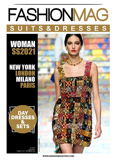 FASHIONMAG SUIT&DRESS SS 21