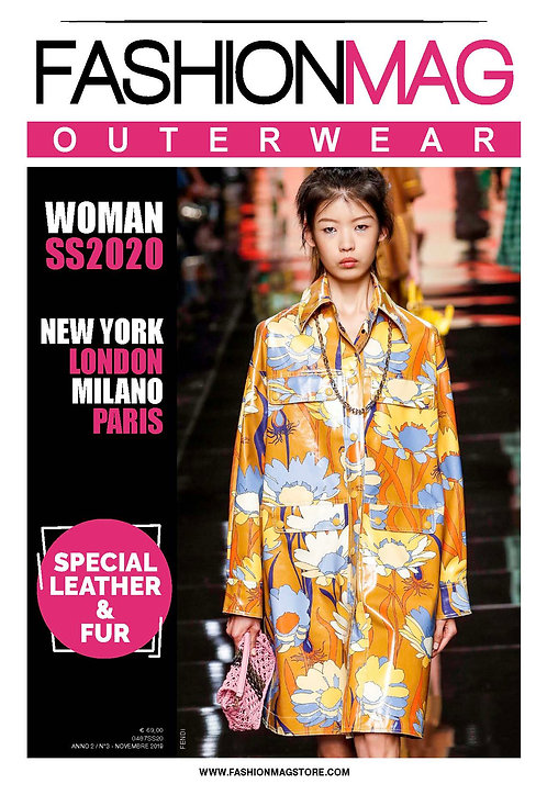 SUBSCRIPTION  FASHIONMAG OUTERWEAR WOMAN