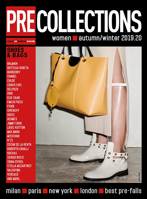 SUBSCRIPTION TO  PRECOLLECTIONS SHOES & BAGS