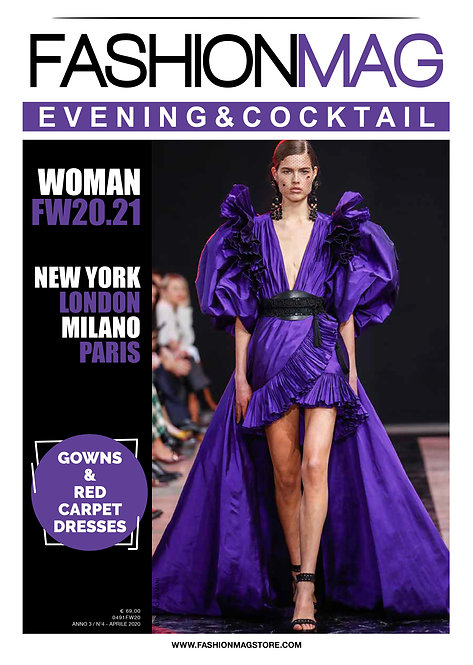 FASHIONMAG EVENING&COCKTAIL FW 20/21 ed.digitale
