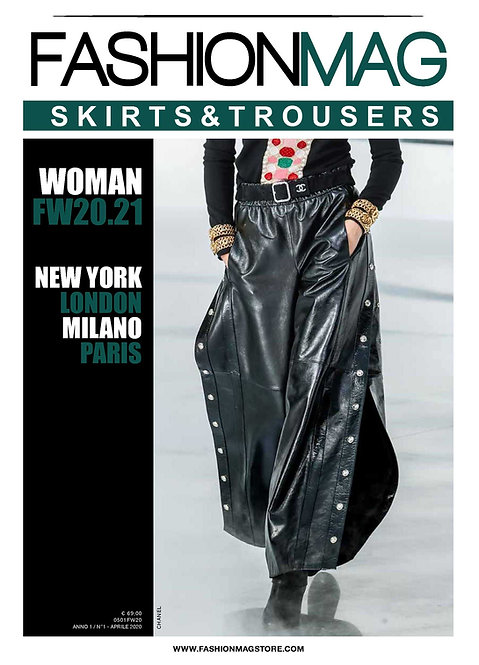 FASHIONMAG SKIRT&TROUSERS FW 20/21 ed.digitale