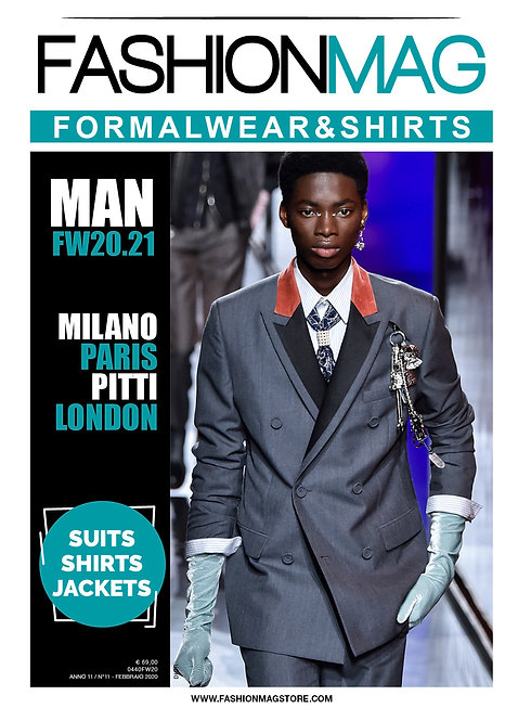 Subscription to FASHIONMAG FORMALWEAR & SHIRT