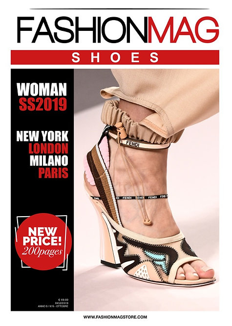 FASHIONMAG SHOES WOMAN SS19