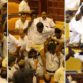 Disruption in Legislature and Privileges of Elected Representatives vis-à-vis Kerala Assembly Ruckus