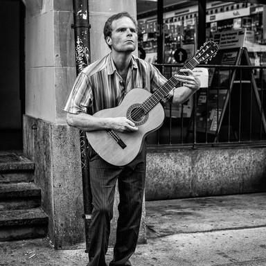 Strassenmusiker_Bern