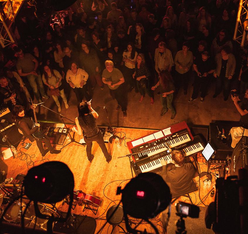 Konzert im Estrich Winnistorf