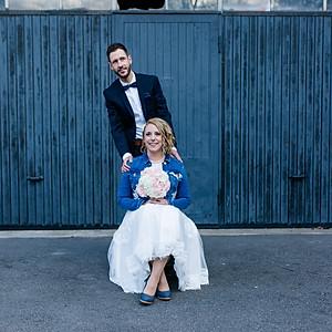 Denise & Pascal Wedding