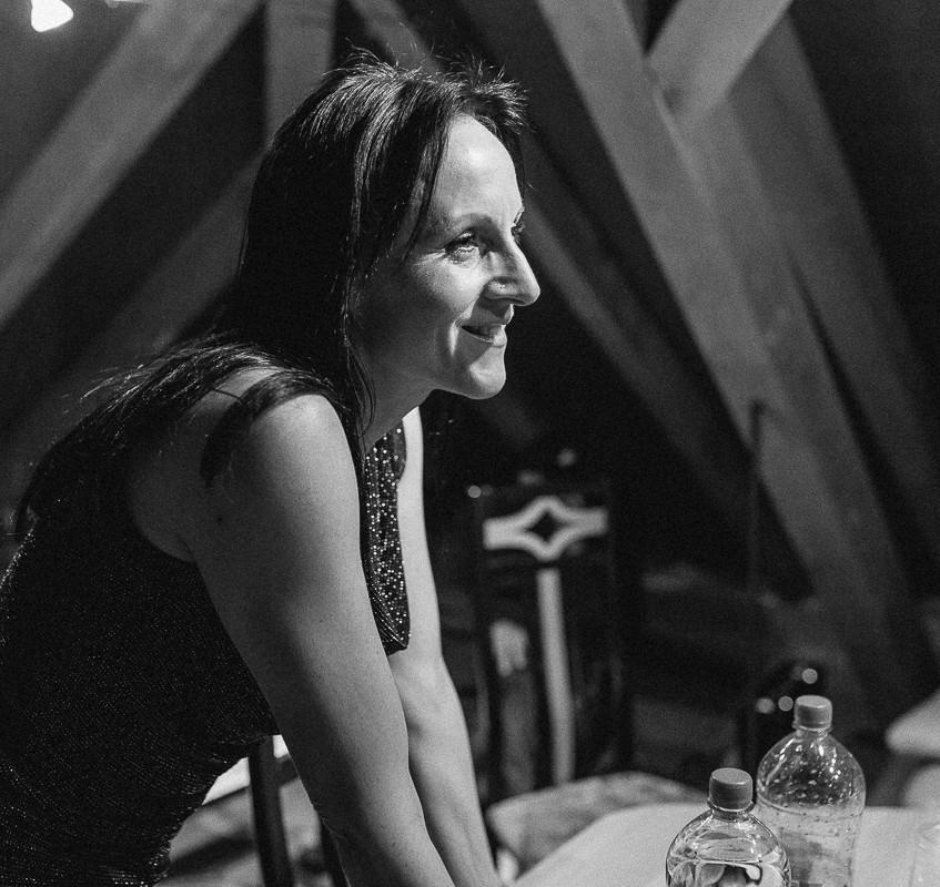 Konzert im Estrich Winnistorf - Backstage vor dem Auftritt