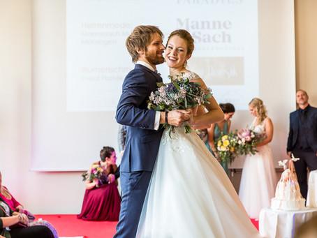 Einfach Luxuriös - Die Hochzeitsmesse in Thun