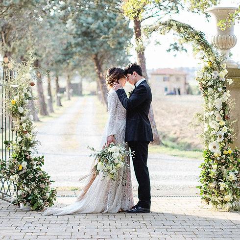Toskana Florenz Hochzeit