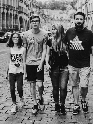 Familienshooting Bern