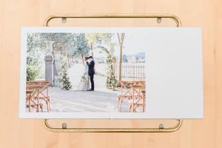 Hochzeitsalbum-Album-Fotobuch