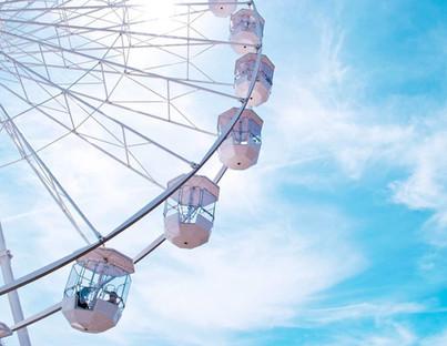 Eastbourne giant observation wheel
