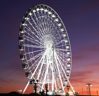 Great Yarmouth big wheel