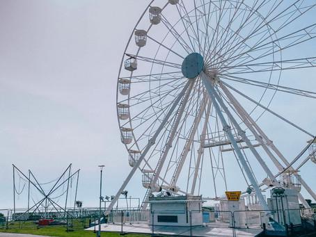 Eastbourne Wheel set to open Monday 12th April!
