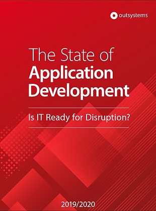 OutSystems State of Application Developm