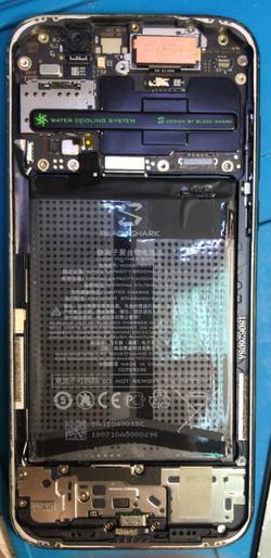 Замена дисплея Xiaomi Black Shark