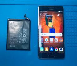 Замена АКБ Huawei Mate 9 Pro