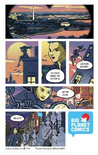 Big Planet Comics Ad