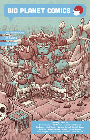 Big Planet Comics: Big Blue Anthology