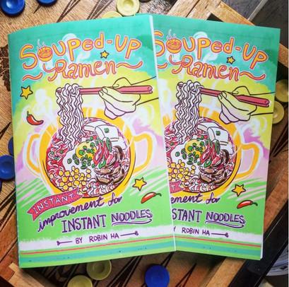 Self Published Mini Comics