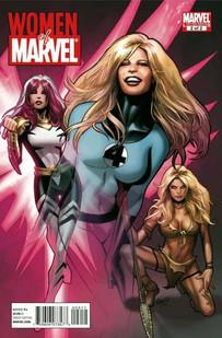 Women of Marvel Vol.2