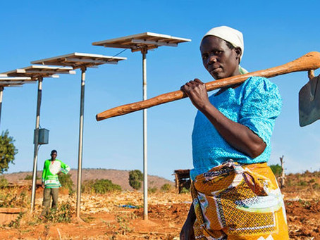 The Problem of Energy Access in Sub-Saharan Africa and the Tragedy of the Commons
