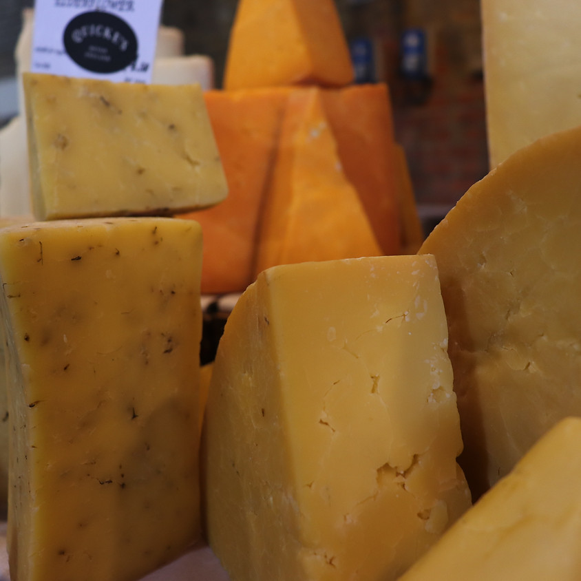 WHISKY AND CHEESE - LAST FEW TICKETS - ON THE DOOR