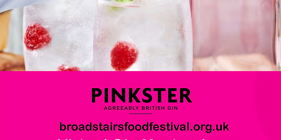 ONLINE WITH PINKSTER GIN  - summer  cocktails at home