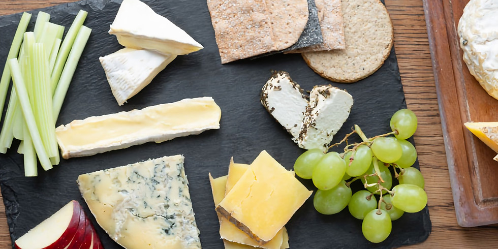 THE PERFECT CHEESEBOARD - SOLD OUT