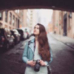 Portrait of Kate Drazek | Kate wanders