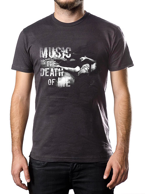 Music is the Death of Me Shirt