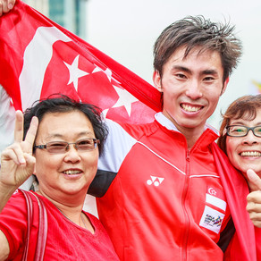 Update: Second Legal Letter to Singapore Athletics